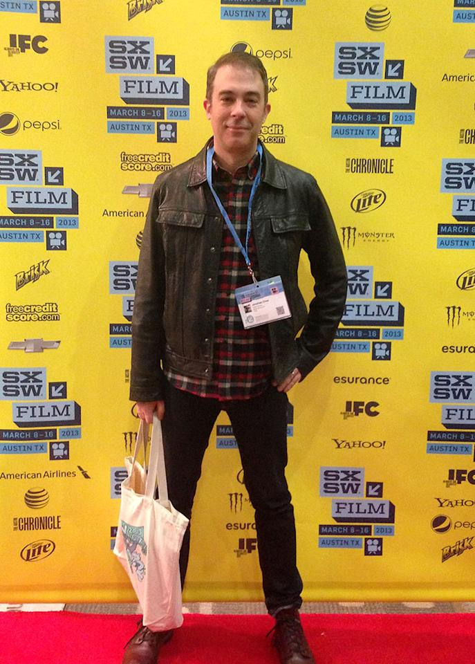 Your intrepid reporter #sxsw
