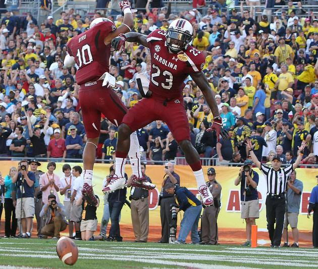 Harrison Barnes Rivals: Spring Football 25: South Carolina Gamecocks