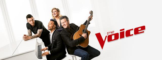 After The Voice: Patrick Thomas and Brittany Butler