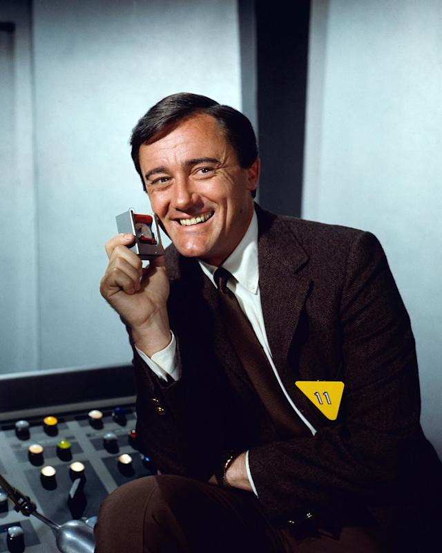<p>Robert Vaughn was known as the hero of The Man from U.N.C.L.E. He died at age 83 on November 11. — (Pictured) Robert Vaughn in a publicity portrait for the television series, 'The Man from UNCLE', circa 1965. The epsionage series starred Vaughn as 'Napoleon Solo'. (Silver Screen Collection/Getty Images) </p>