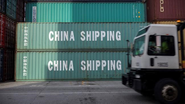 USA goods trade deficit with China hits five-year low