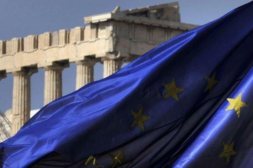 Greece 'past danger' but risks remain: PM