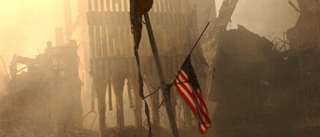 September 11 2001. Photo: Getty Images
