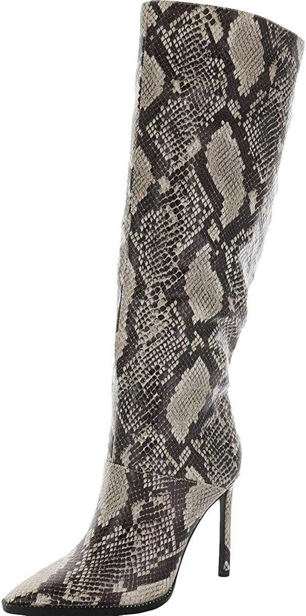 <p>This <span>Steve Madden Olga Boot</span> ($59) will add a wow element to your closet, and we're thinking about wearing it with a black ensemble to have it pop more. No matter how you wear it though, you will look confident and effortless.</p>