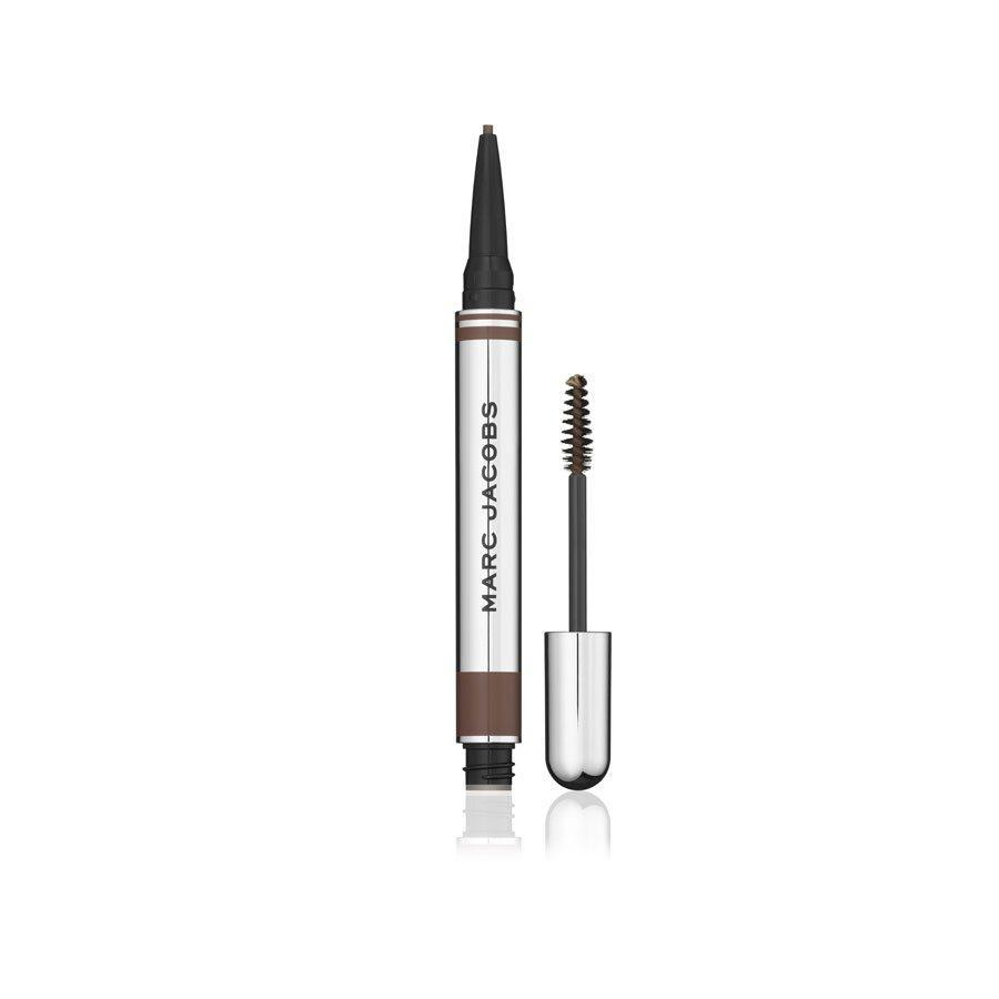 <p>Marc Jacobs has kept Brow Wow Duo a secret, road-testing it for the past two years at events like the Met Gala. Now, it's available for everyone who loves full, fluffy brows. The pencil is great for shaping brows and filling sparse spots, while the gel sets them in place without making them crunchy. There are five available shades and each one comes with a pencil refill. </p>