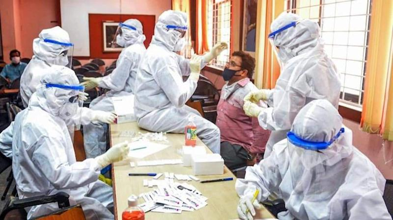 Coronavirus: India sees lowest spike in September; tally reaches 55.6L
