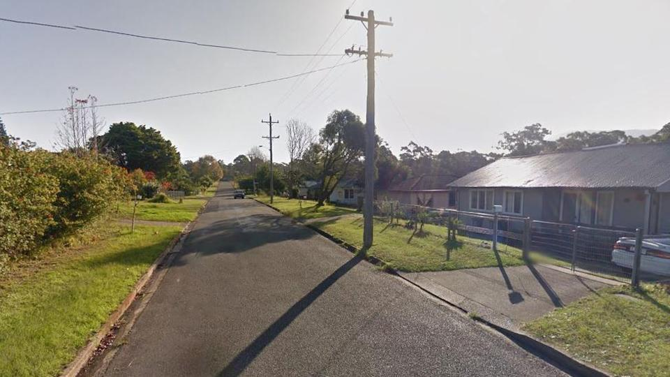 Leonard St in Bomaderry