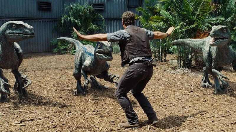 'Jurassic World' sequel has much more on its mind that just dinosaur mayhem