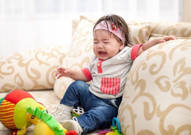 7 Ways To Deal With Toddler Tantrums