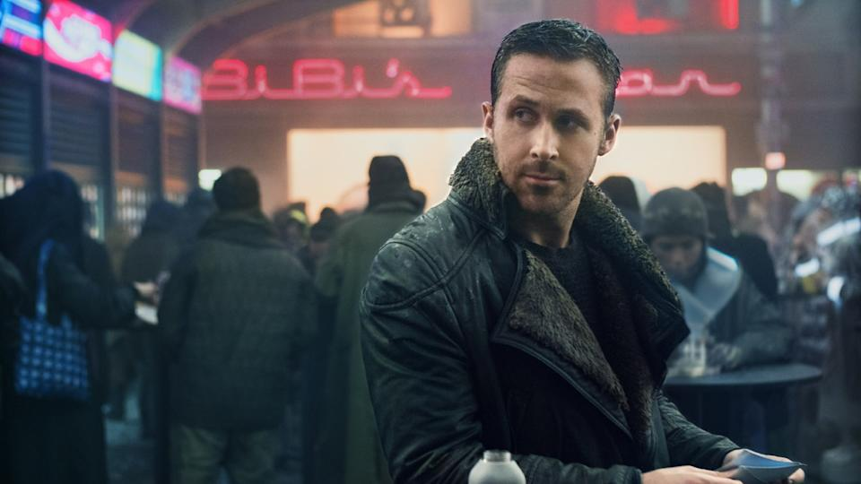 Blade Runner 2049 – one of the best sci-fi movies of all time