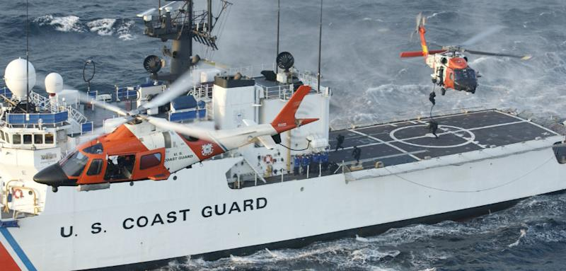 Trump's Military Buildup Threatens to Gut U.S. Coast Guard