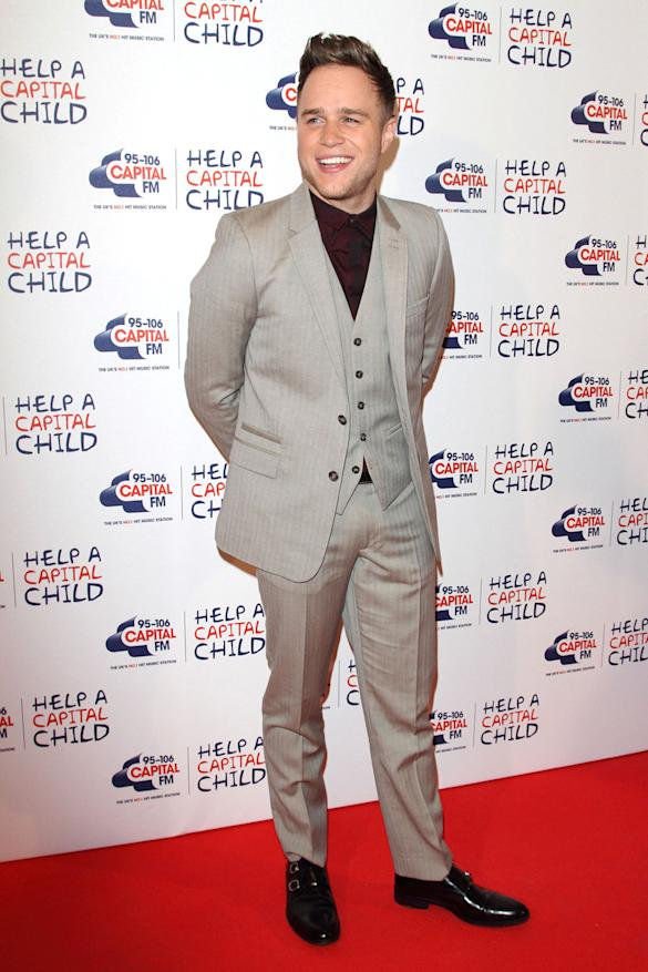 Olly Murs 'Hasn't Spoken To Twin Brother In Three Years After X Factor Spat'