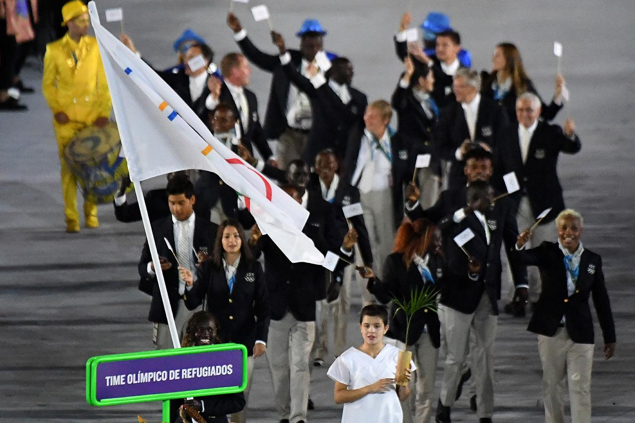 <p>The first-ever team composed entirely of refugees, only 10 in all, deserves so much more than making the best-dressed Opening Ceremony list. Their tenacity and their passion prove that belief, hard work, and having the support of the rest of the world proves you can do anything.</p><p><i>(Photo: Getty Images)</i><br /></p>