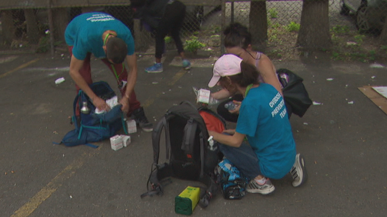 Friends and saviours: Peer program targets overdose among Ottawa's homeless