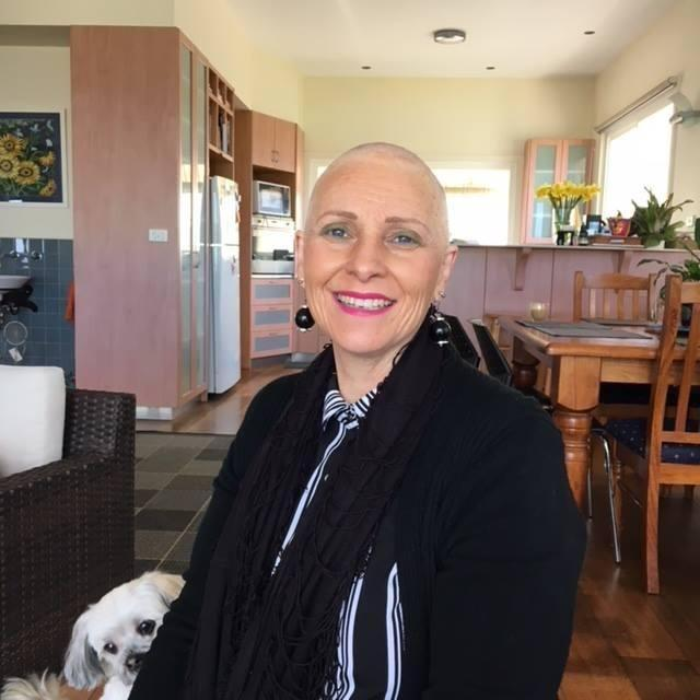 Cas was diagnosed with breast cancer but is has now spread to her brain. Photo: Facebook
