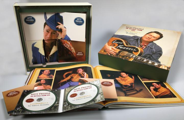 <p>One of the most unique voices ever in country music, honky-tonk singer-songwriter Frizzell died in relative obscurity in 1975, but his influence can still be heard in the outlaw country and Americana of today. This impressive, 20-CD box of his complete works puts his little-known legacy in the proper perspective. </p>