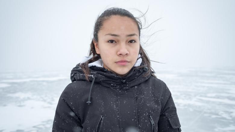 Canadian teen tells UN 'warrior up' to protect water
