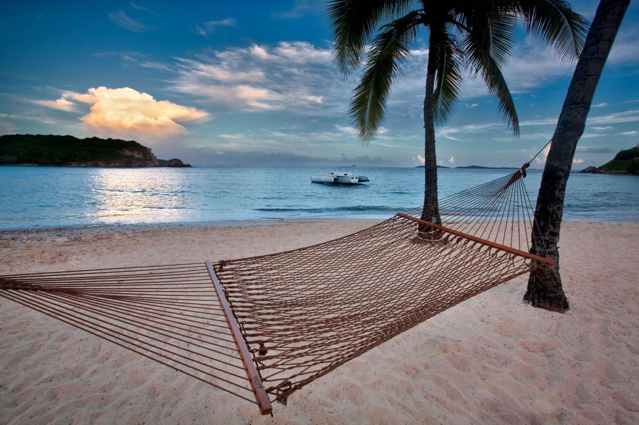 want to live in paradise jobs you can apply for right now video your oceanside hammock awaits photo alamy