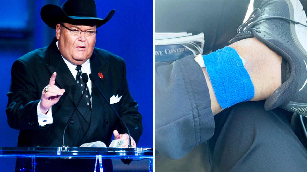 'Sorry to hear': WWE fans rally around Jim Ross after sad news