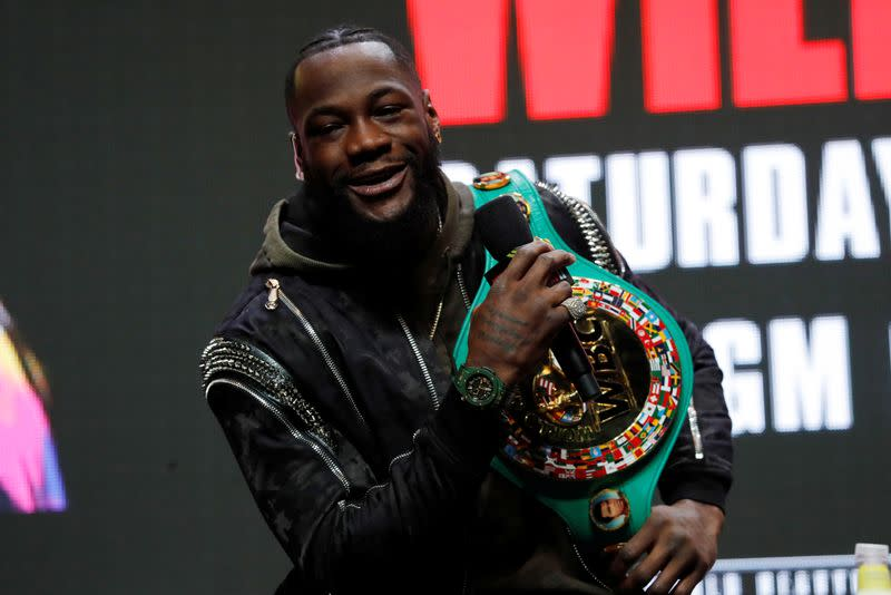 Deontay Wilder & Tyson Fury Press Conference