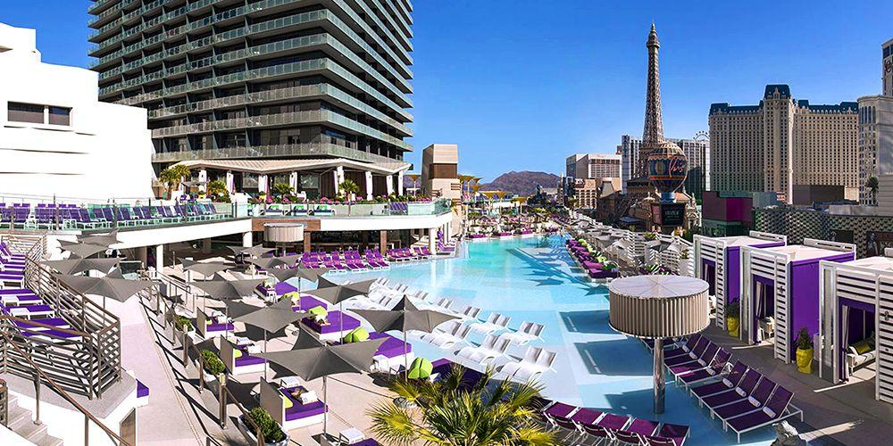 """<p><strong>Best for the Unobstructed Views</strong></p><p><a href=""""https://www.hotels.com/ho364984/the-cosmopolitan-of-las-vegas-las-vegas-united-states-of-america/"""" target=""""_blank"""">The Cosmopolitan</a> has three different pools for guests to choose from: the Chelsea Pool for seclusion and relaxation, the Marquee Dayclub Pool for the nightclub feel, and the Boulevard Pool to just hang and mingle with friends. </p><p>The best is the Boulevard. It has multiple levels with full views of the Strip and 360-degree views with no obstructions. Grab a drink and experience some serious relaxation. </p><p><a href=""""https://www.cosmopolitanlasvegas.com/pools-cabanas/cabanas-daybeds"""" target=""""_blank"""">Book your cabana or day bed here!</a> </p><p><strong>More:</strong> <a href=""""https://www.bestproducts.com/fun-things-to-do/g2705/best-buffets-in-las-vegas-for-quality-food/"""" target=""""_blank"""">Discover the Best Buffets in Las Vegas</a><a href=""""https://www.bestproducts.com/fun-things-to-do/g2705/best-buffets-in-las-vegas-for-quality-food/""""></a></p>"""