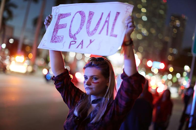 What White Women Need to Do to Make the Fight for Equal Pay More Inclusive