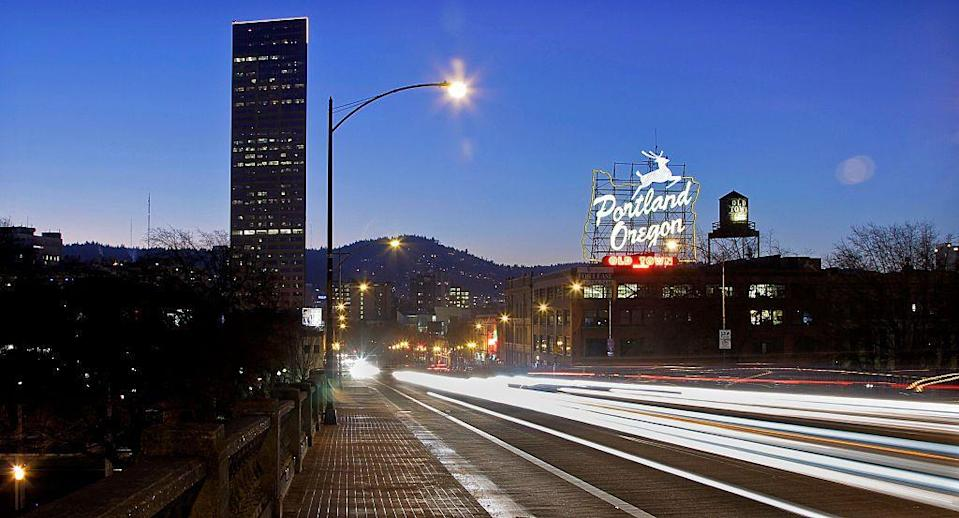 """<p>See a whole new side of Portland with this illuminating one-hour tour, which takes you through Old Town's most haunted locations and provides stories about the city's many unsolved mysteries. </p><p><a class=""""link rapid-noclick-resp"""" href=""""https://go.redirectingat.com?id=74968X1596630&url=https%3A%2F%2Fwww.tripadvisor.com%2FAttractionProductReview-g52024-d17698939-Portland_Old_Town_Ghost_Tour-Portland_Oregon.html&sref=https%3A%2F%2Fwww.redbookmag.com%2Flife%2Fg37623207%2Fghost-tours-near-me%2F"""" rel=""""nofollow noopener"""" target=""""_blank"""" data-ylk=""""slk:LEARN MORE"""">LEARN MORE</a></p>"""