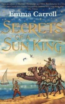 Secrets of a Sun King by Emma Carroll