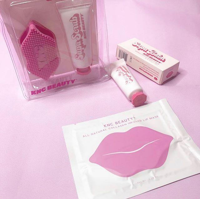 "<p>If Glossier and K-Beauty had a love child, it would look like KNC Beauty. While in Tokyo, the founder Kristen Noel Crawley fell in love with all the lip masks she saw there and the desire to create her own version sparked her brand, which has celebrity fans in the form of Jessica Alba, the Kardashian-Jenner tribe and make-up artists like Rachel Goodwin. </p><p><a href=""https://www.instagram.com/p/B72mSwIHJ82/?utm_source=ig_embed&utm_campaign=loading"" rel=""nofollow noopener"" target=""_blank"" data-ylk=""slk:See the original post on Instagram"" class=""link rapid-noclick-resp"">See the original post on Instagram</a></p>"