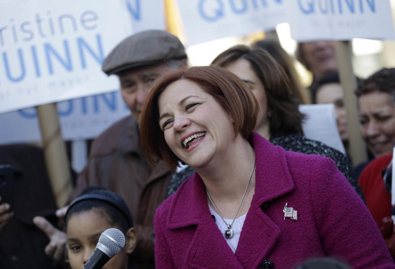 City Council speaker launches NYC mayoral bid