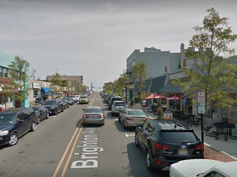 Long Branch officials plan to close streets such as Brighton Avenue on the weekends to allow for expanded outdoor dining.