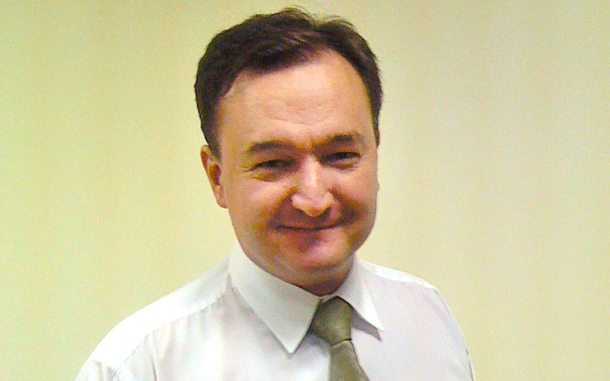 "Sergei Magnitsky was found dead in a Russian prison, in what the UK government labelled an ""atrocious murder"""