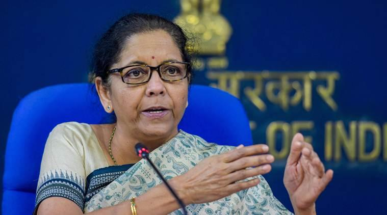 union budget 2020, budget 2020, finance minister nirmala sitharaman budget, finance ministry 2020 budget, sitharaman finance minister, fiscal deficit, gdp nominal gdp 2020 budget