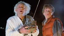 <p> Back to the Future remains the quintessential time-travel movie. The movie's twisting, looping, self-aware causality is a fantastic feat of writing, pacing, and wit. But the high-concept is only part of what makes Back to the Future a classic. </p> <p> Where other sci-fi movies will hinge everything on an intergalactic conquest or saving entire worlds, Back to the Future's stakes never get bigger than Marty protecting his family. And with so much iconography crammed into its runtime, it's hard not to have Robert Zemeckis' movie on a list of great sci-fi movies. </p>