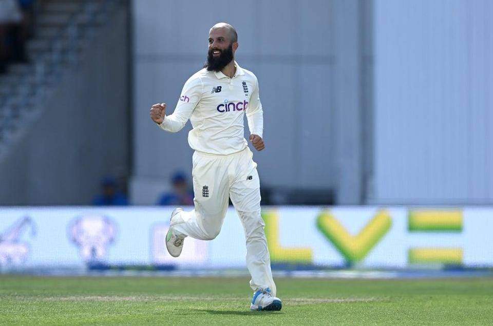 Ali is stepping away from Test cricket (Getty Images)