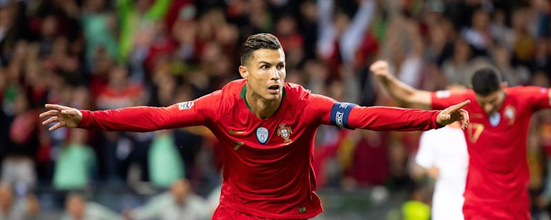 Cristiano Ronaldo records hat trick as Portugal reaches UEFA Nations