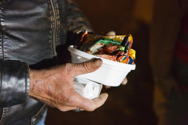 The report, which was compiled jointly with a group of MPs, called for measures to ensure surplus food reaches those who need it most rather than go to waste