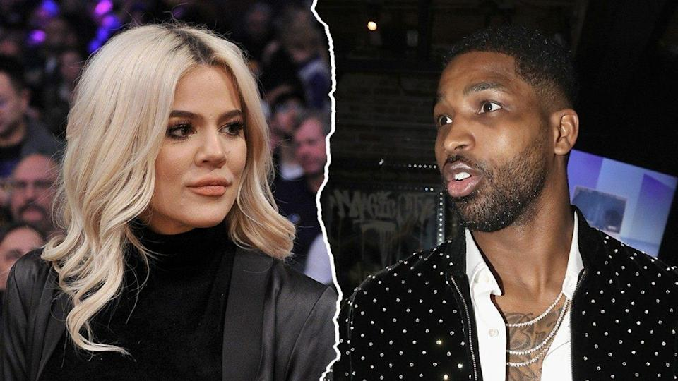 Khloe Kardashian and Tristan Thompson have reportedly split up following allegations that he cheated with Kylie Jenner's best friend Jordyn Woods