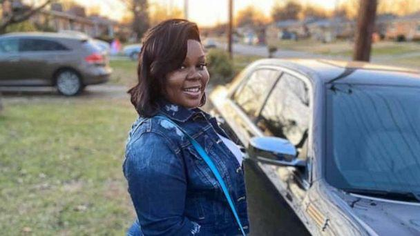 PHOTO: Breonna Taylor, 26, was shot and killed by Louisville, Kentucky, police officers after they allegedly executed a search warrant of the wrong home. (Courtesy Tamika Palmer)