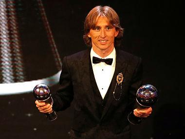 Luka Modric beats Cristiano Ronaldo, Lionel Messi to win FIFA men's player of the year award; Mohamed Salah gets best goal