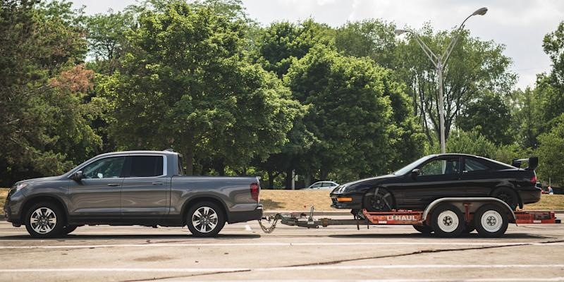 2019 Honda Ridgeline: Testing Towing in Our Long-Term Unibody Pickup