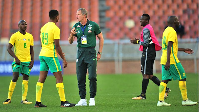 Bafana Bafana squad announcement for Libya showdown expected next week