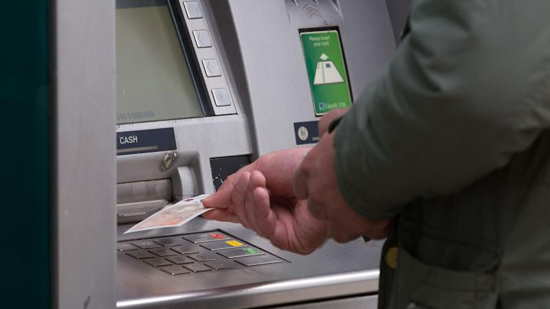 ATM use sees significant fall as people stay at home