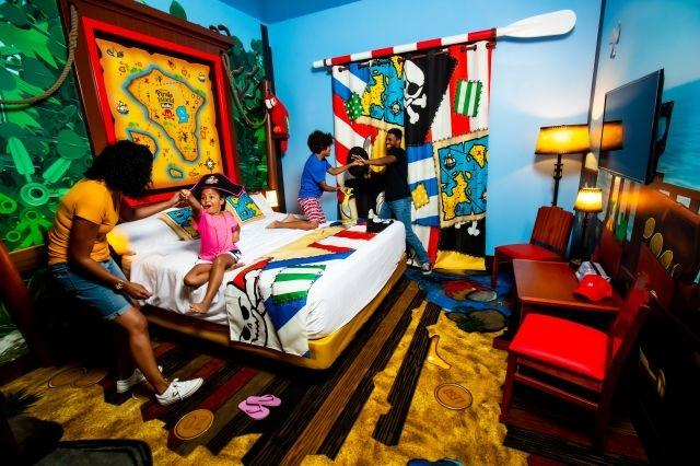 Pirate-themed Lego hotel coming to Orlando