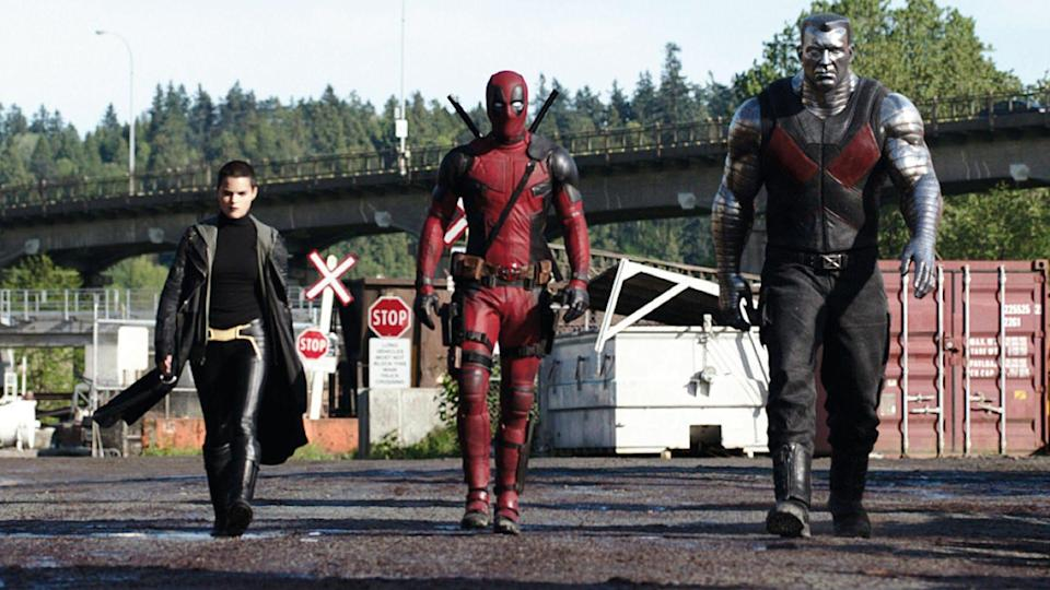 Deadpool and pals (credit: 20th Century Fox)