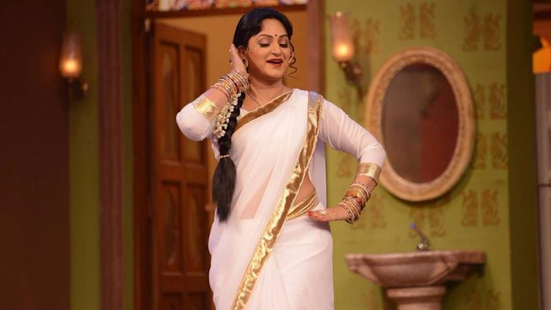 Upasana 'Bua' Singh Is All Set to Join 'The Kapil Sharma Show'