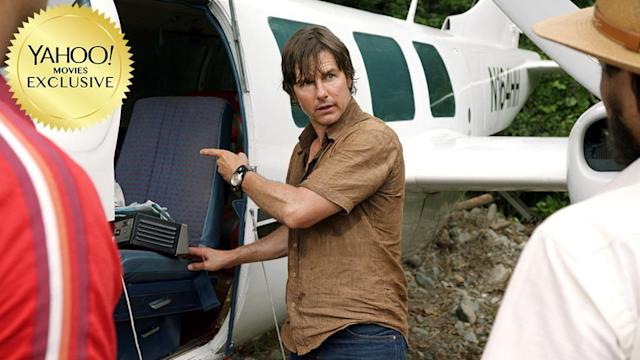 """<p><a href=""""https://www.yahoo.com/movies/tagged/tom-cruise"""" data-ylk=""""slk:Tom Cruise"""" class=""""link rapid-noclick-resp"""">Tom Cruise</a> stars as accidental flyboy/drug runner Barry Seal in <a href=""""https://www.yahoo.com/movies/tagged/doug-liman"""" data-ylk=""""slk:Doug Liman"""" class=""""link rapid-noclick-resp"""">Doug Liman</a>'s <a href=""""https://www.yahoo.com/movies/film/goodfellas"""" data-ylk=""""slk:Goodfellas"""" class=""""link rapid-noclick-resp""""><em>Goodfellas</em></a>-flavored biopic. Like their previous collaboration, <a href=""""https://www.yahoo.com/movies/film/edge-of-tomorrow"""" data-ylk=""""slk:Edge of Tomorrow"""" class=""""link rapid-noclick-resp""""><em>Edge of Tomorrow</em></a>, it should offer plenty of visual energy and vintage Cruise swagger. 