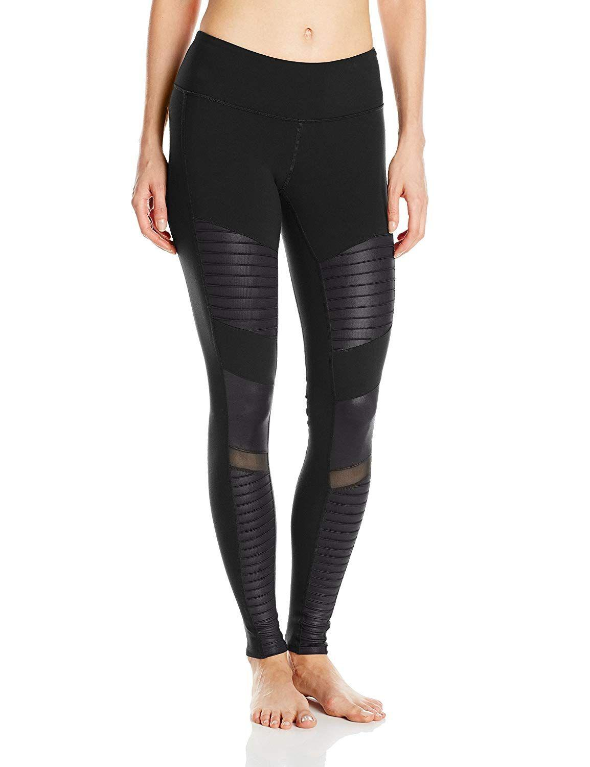 """<h3><a href=""""https://www.amazon.com/Alo-Yoga-Womens-Legging-Glossy/dp/B00UUGWRCS"""" rel=""""nofollow noopener"""" target=""""_blank"""" data-ylk=""""slk:Alo Yoga Moto Legging"""" class=""""link rapid-noclick-resp"""">Alo Yoga Moto Legging</a></h3> <p>4 out of 5 stars and 151 reviews</p> <p><strong>Promising Review:</strong> One reviewer, <a href=""""https://www.amazon.com/gp/customer-reviews/R38XW0ERHM85PS"""" rel=""""nofollow noopener"""" target=""""_blank"""" data-ylk=""""slk:Kathy"""" class=""""link rapid-noclick-resp"""">Kathy</a>, is sure these moto inspired leggings will make your ex eat their heart out: """"Best leggings I have ever worn. I have probably got more than 70 pair of leggings. Some great, some eh. I bought two pair of Alo leggings for the first time and both pairs are absolutely fantastic!! The fit is awesome. I feel like a million bucks when I wear them. Sometimes when you leave the house you think perhaps I could have made more of an effort. When I put these on I feel ready to meet my future ex-husband!! The price is totally worth it. I love them!!""""</p> <br> <br> <strong>Alo Yoga</strong> Moto Legging, $84.95, available at <a href=""""https://www.amazon.com/Alo-Yoga-Womens-Legging-Glossy/dp/B00UUGWRCS/"""" rel=""""nofollow noopener"""" target=""""_blank"""" data-ylk=""""slk:Amazon"""" class=""""link rapid-noclick-resp"""">Amazon</a>"""