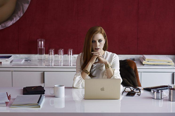 Academy Award nominee Amy Adams stars as Susan Morrow in writer/director Tom Ford's romantic thriller Nocturnal Animals. Credit: Merrick Morton/Focus Features