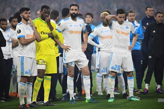 Marseille have a crucial game at home to Amiens this weekend and a second chance to qualify for the Champions League